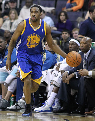 Reggie Williams (basketball, born 1986) - Williams with the Warriors