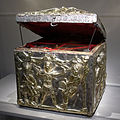 Reliquary of St Christopher cathedral St Mary the Great n01.jpg