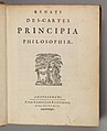 René Descartes 1644 Principia philosophiae.jpg