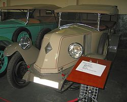 Renault Type NO Tourenwagen