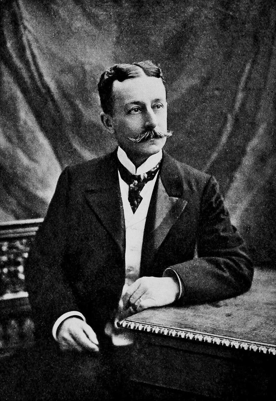 Bazin portrait, c.1905