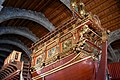 Replica of the Real, the flagship of Don Juan of Austria at the Battle of Lepanto, 1571, Museu Maritim, Barcelona (13) (30810575260).jpg