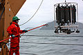 Retrieving the CTD Rosette (5892775411).jpg