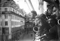 Revolução de 14 de Maio de 1915 - o major de artilharia Sá Cardoso faz a proclamação da Junta Revolucionária à varanda dos Paços do Concelho.png