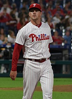 Rhys Hoskins American baseball player