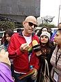 Ricardo Morán en la Marcha del Orgullo LGBTI Lima 2018 (2).jpg