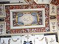 Ricetto, affreschi di Lorenzo Sabatini, 1565 , 02 capricorno.JPG