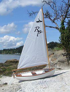 Minto Sailing Dinghy