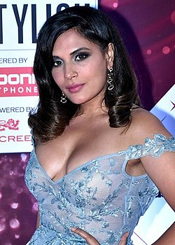 Richa Chadda graces the HT Style Awards 2018.jpg