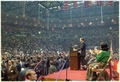 Richard M. Nixon speaking at a campaign event at Nassau County Coliseum in New York. - NARA - 194457.tif