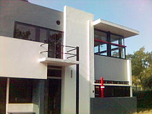 Arquitectura moderna wikipedia la enciclopedia libre for Casa moderna wiki