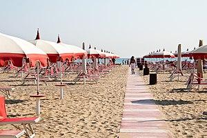 Rimini Beach 1 (2008)