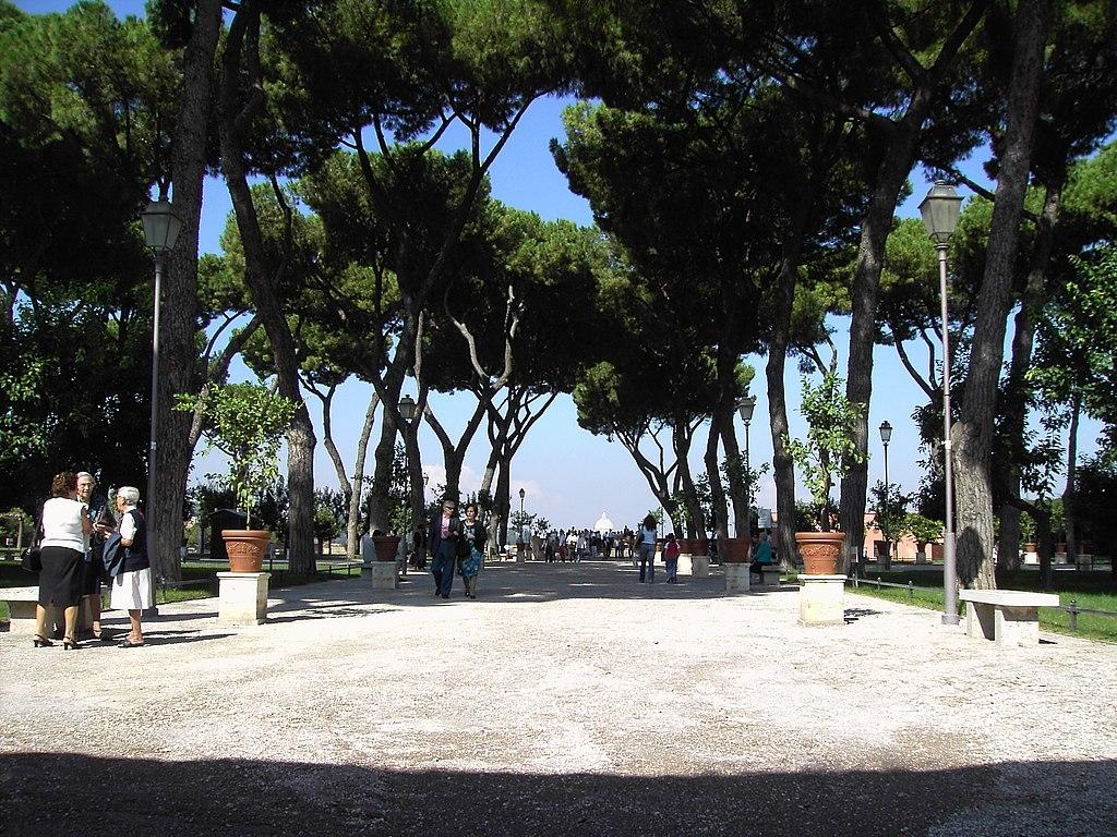 File ripa giardino degli aranci 01 jpg wikimedia commons - Il giardino degli esperidi ...