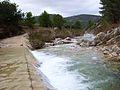 Riu Gorgos amb aigua, Marina Alta, País Valencià.jpg