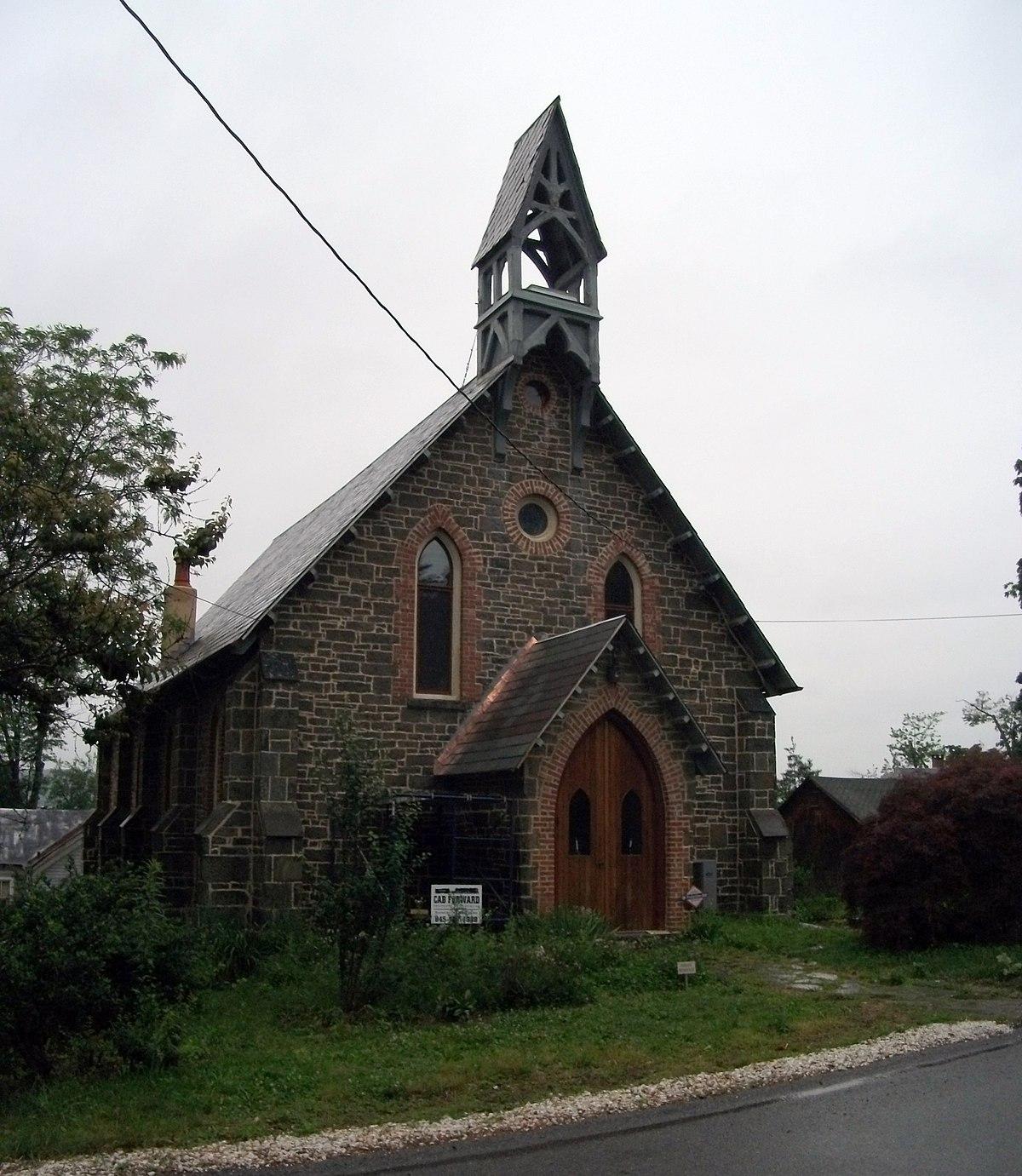 Riverside Methodist Church And Parsonage Wikipedia