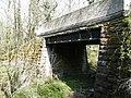 Road bridge over Barry Railway near Creigiau. - geograph.org.uk - 1885042.jpg