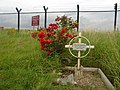 Roadside Memorial - geograph.org.uk - 527068.jpg