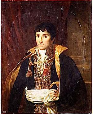 Lucien Bonaparte - Portrait by Robert Lefèvre