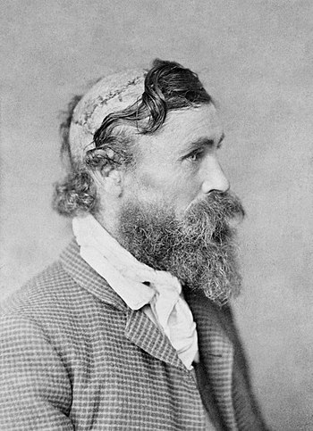 "English: ""Robert McGee, scalped by Sioux ..."