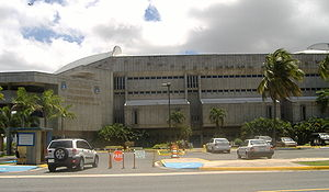 2003 Tournament of the Americas - Image: Roberto Clemente Coliseum