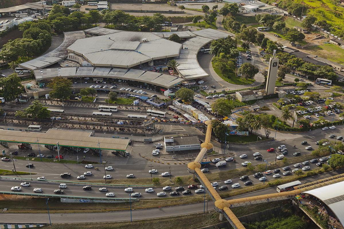Terminal Rodoviário de Salvador – Wikipédia, a enciclopédia livre