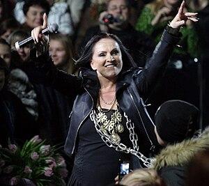 Sofia Rotaru - Sofia Rotaru in 2009.