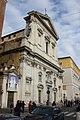 Rom, die Kirche Santa Maria in Traspontina.JPG