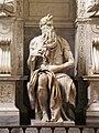 Roma, San Pietro in Vincoli, Mosè (2).jpg