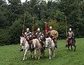 Roman Cavalry Reenactment - Roman Festival at Augusta Raurica - August 2013-032.JPG