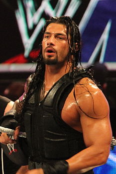 Reigns nell'aprile 2014.