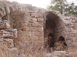 מבצר ראש מיה בשכונת רוממה בחיפה