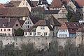 Rothenburg ob der Tauber, Stadtbefestigung, Burggasse 9, 7, Stadtmauer-20160108-001.jpg