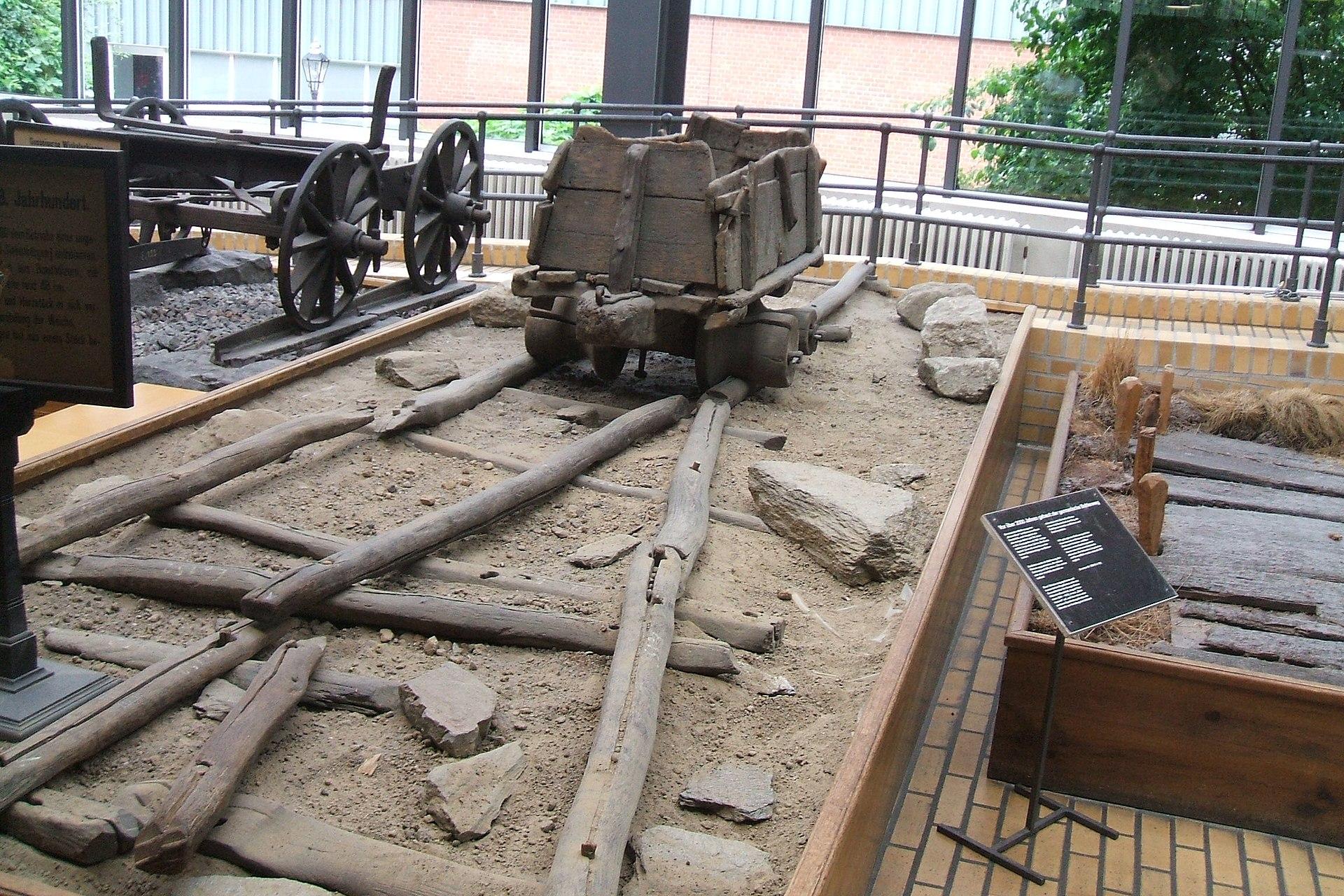 Permanent Way History Wikipedia
