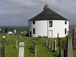 Bowmore - Bowmore Round Church