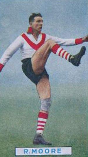 Roy Moore (Australian footballer) - Image: Roy Moore (Australian footballer)