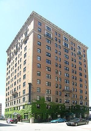 Park Avenue Historic District (Detroit, Michigan)