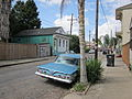 Royal Bywater Blue Chevy Impala Back 1.jpg