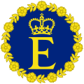 Royal Cypher of Elizabeth II as Head of the Commonwealth.svg