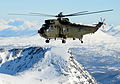 Royal Navy Seaking Mk4 Helicopter Over Northern Norway MOD 45156765.jpg