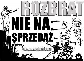Rozbrat Squatted left-wing project in Poland