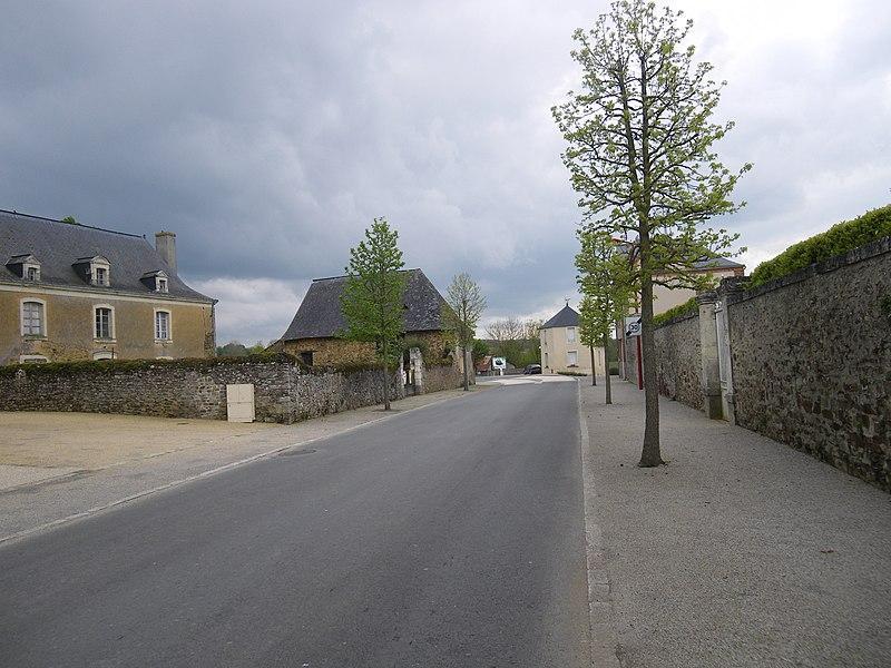 Rue a niafles