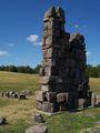 Ruiny pomnika grunwaldzkiego na polach grunwaldzkich.jpg