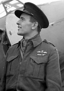 Russell Bannock Canadian flying ace