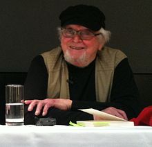 Russell Hoban at an event in London, November 2010