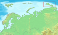 Russia - Severnaya Zemlya.PNG