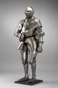 Rustning, Gustav Vasa - Livrustkammaren - 32921.tif
