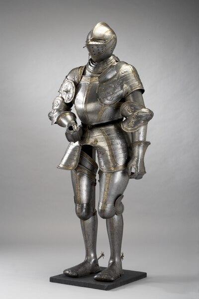 Rustning, Gustav Vasa - Livrustkammaren - 32921