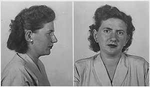 Ruth Greenglass - Image: Ruth Greenglass mugshot