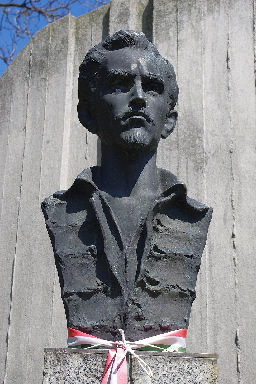 Sándor Petőfi memorial in Tarnów 1