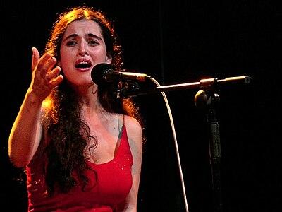 Picture of a band or musician: Silvia Perez Cruz